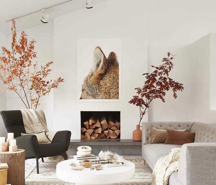 Come arredare casa in autunno: idee e consigli